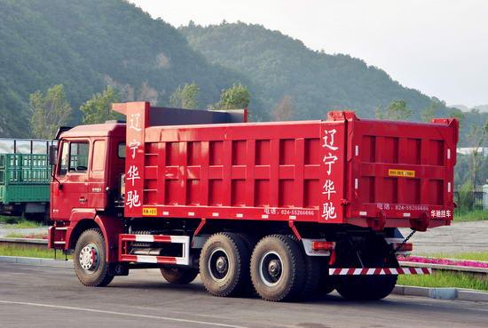 陕汽6X4自卸车