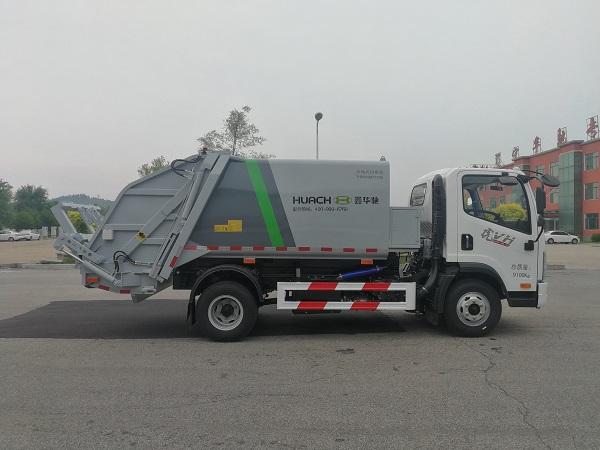 沈阳垃圾车